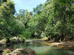 Río Claro Aguas cristalinas
