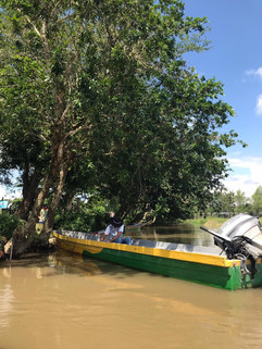 Comunidades Río Magdalena