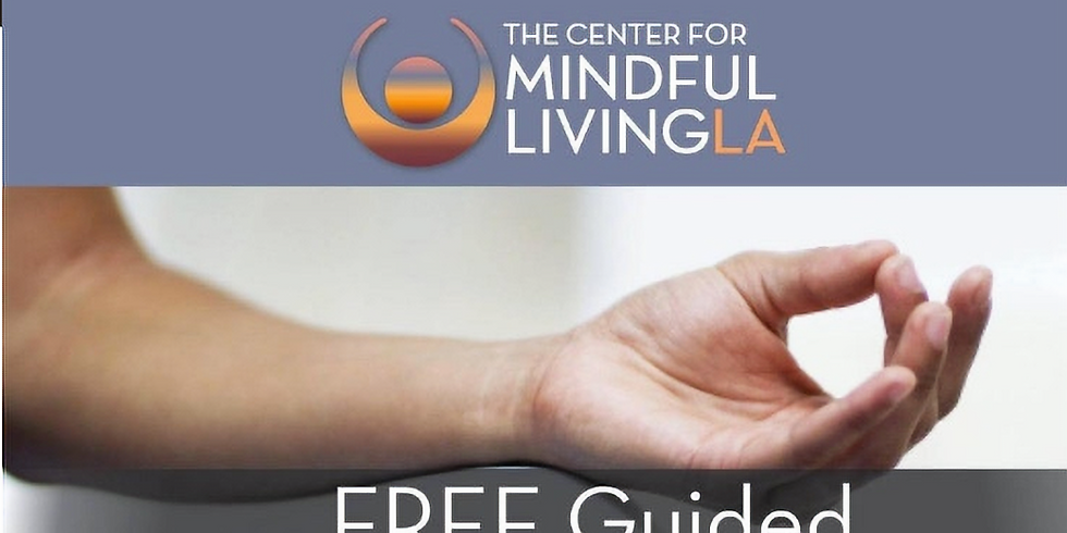 Recorded March 3- Mindful Living LA Online Sunday Practice
