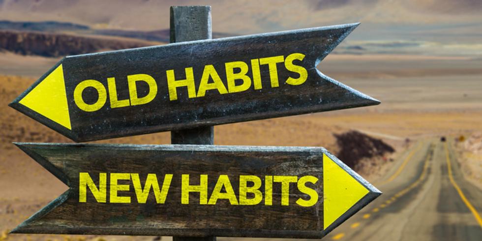 Habit Change Seminar - Saturday