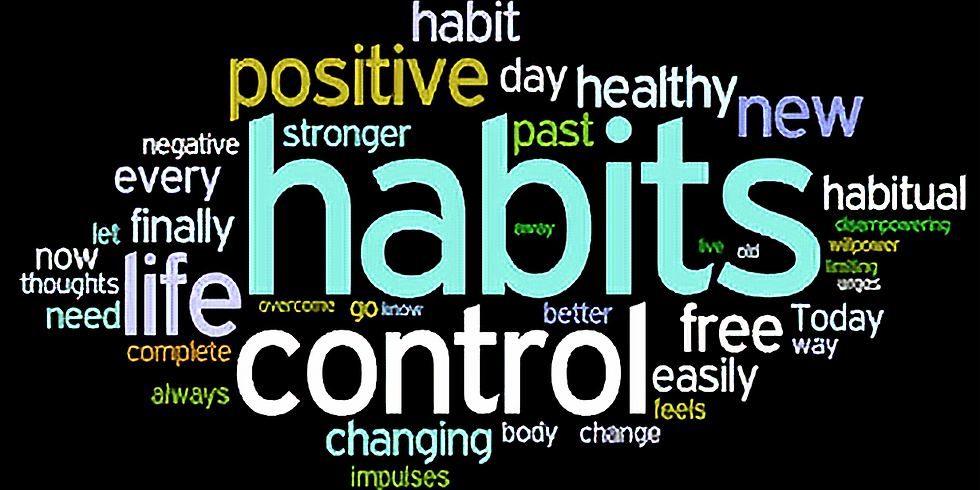 Habit Change Weekly Meeting