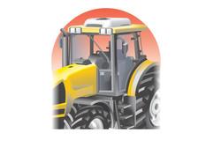 klimatyzacja dachowa traktor