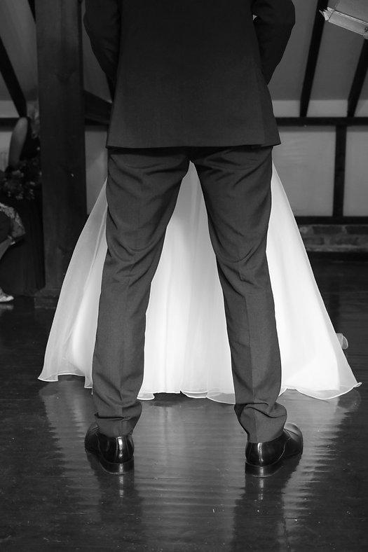 bride & groom first dance wedding