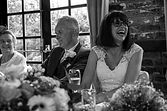 image of bride and groom at their reception top table
