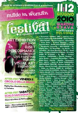 Women's Fest Bologna Italy