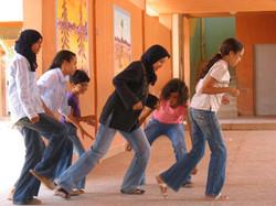 Movement in Morocco