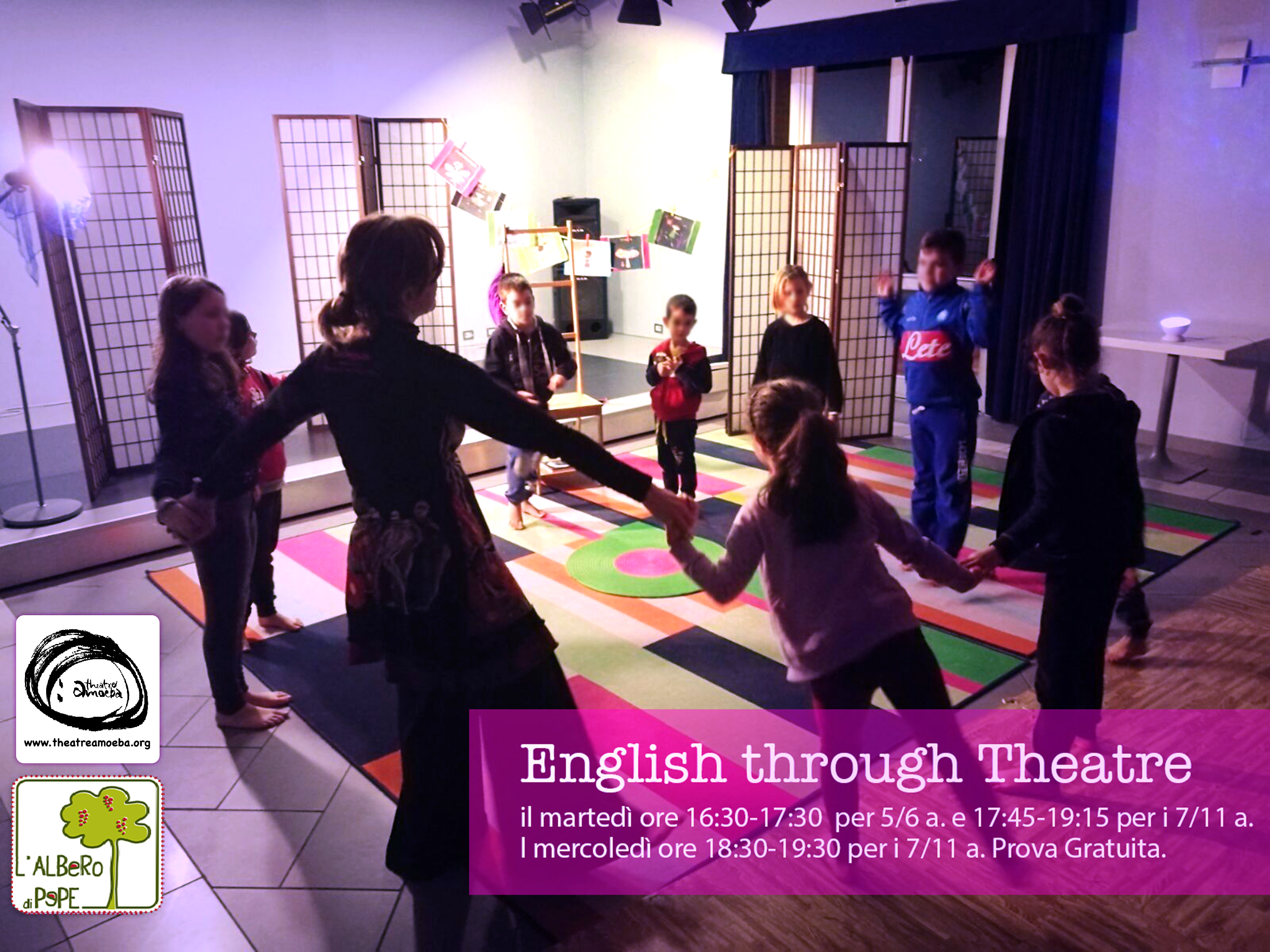 English through Theatre