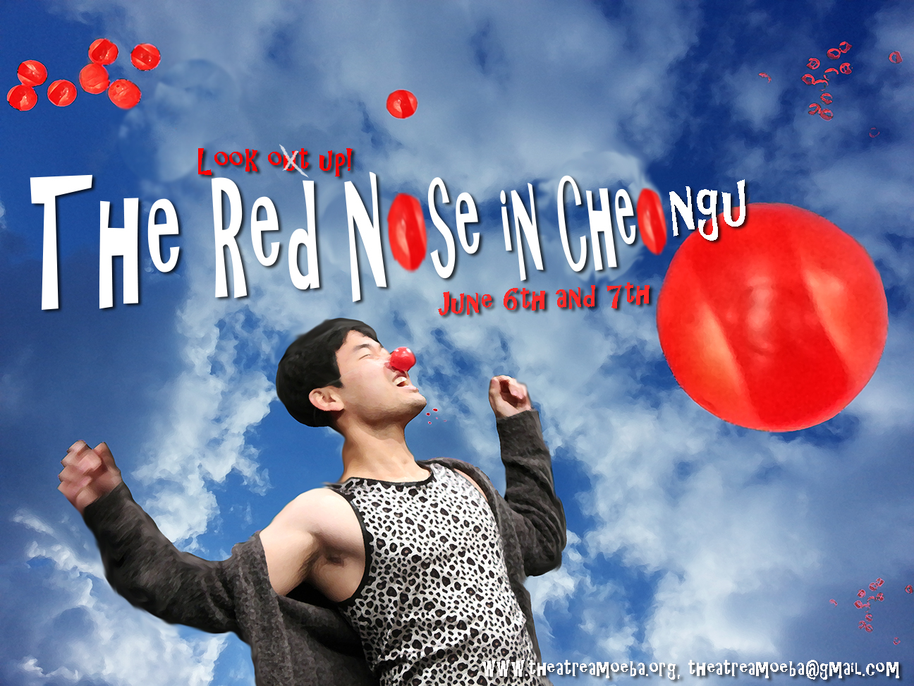 Red Nose in Korea