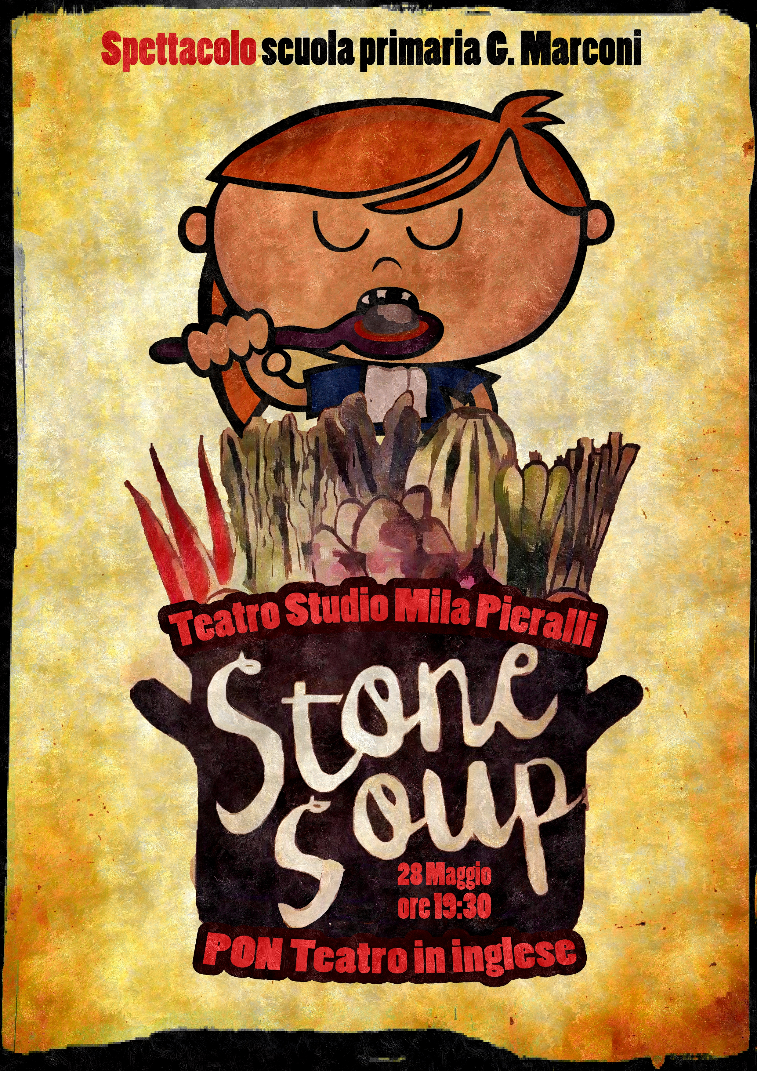 Stone Soup May 2019