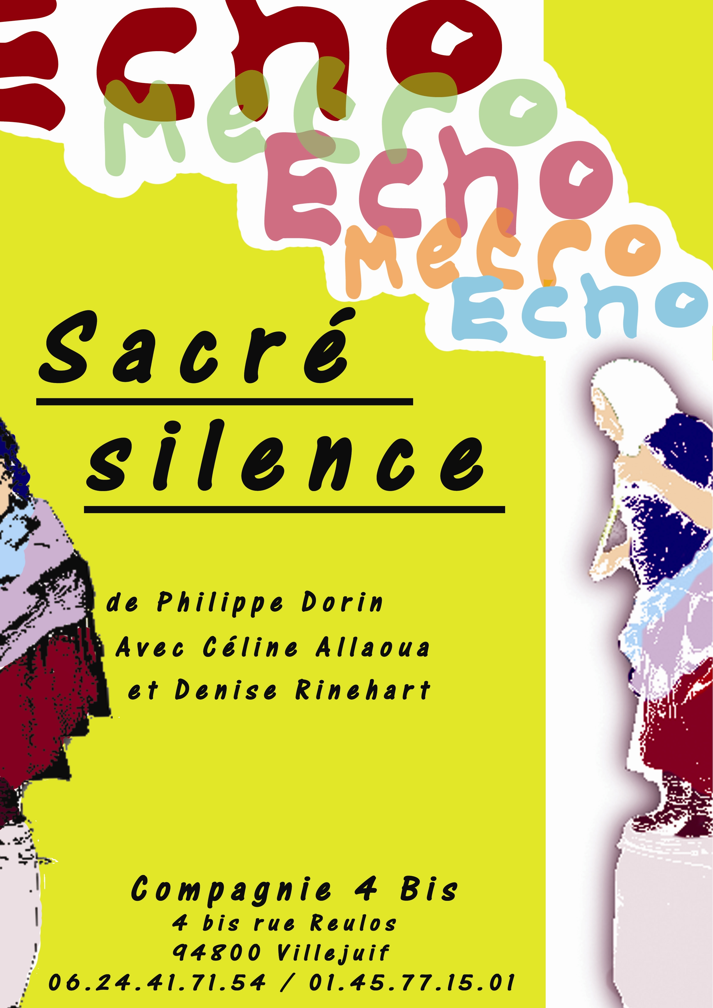 Sacred Silence in Paris