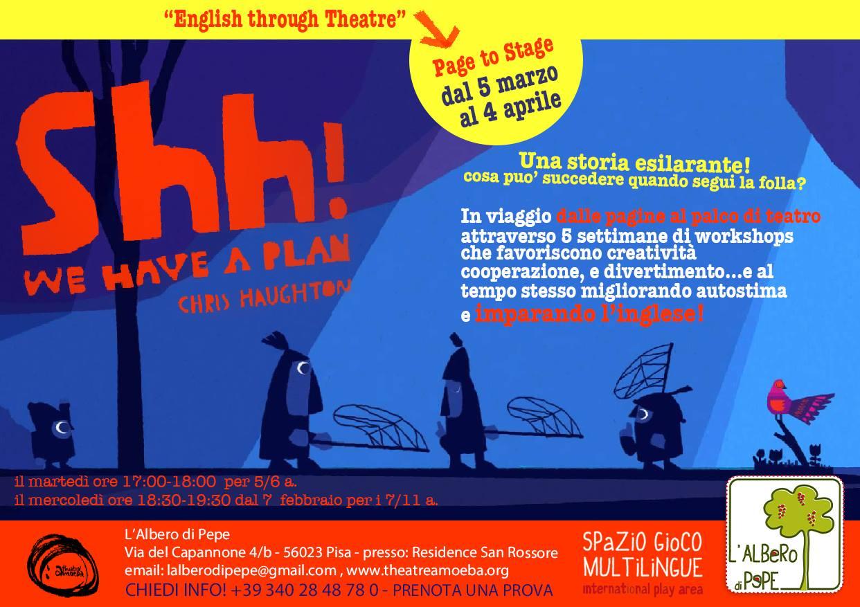 English Through Theatre