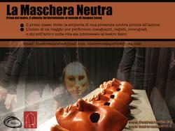 Teatro Rossi Neutral Mask Pisa