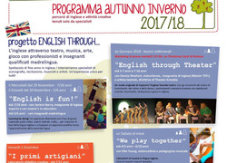 English though Movement and Theatre