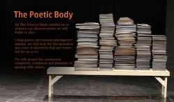 The Poetic Body