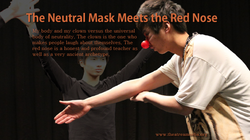 The Neutral Mask Meets the Red Nose