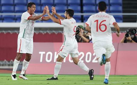 México avanza a semifinales de Juegos Olímpicos