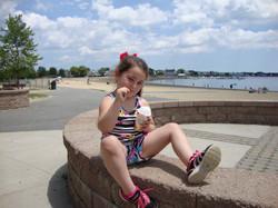 Little Girl enjoyng Richie's