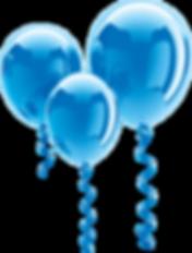 Party Bucket Balloons