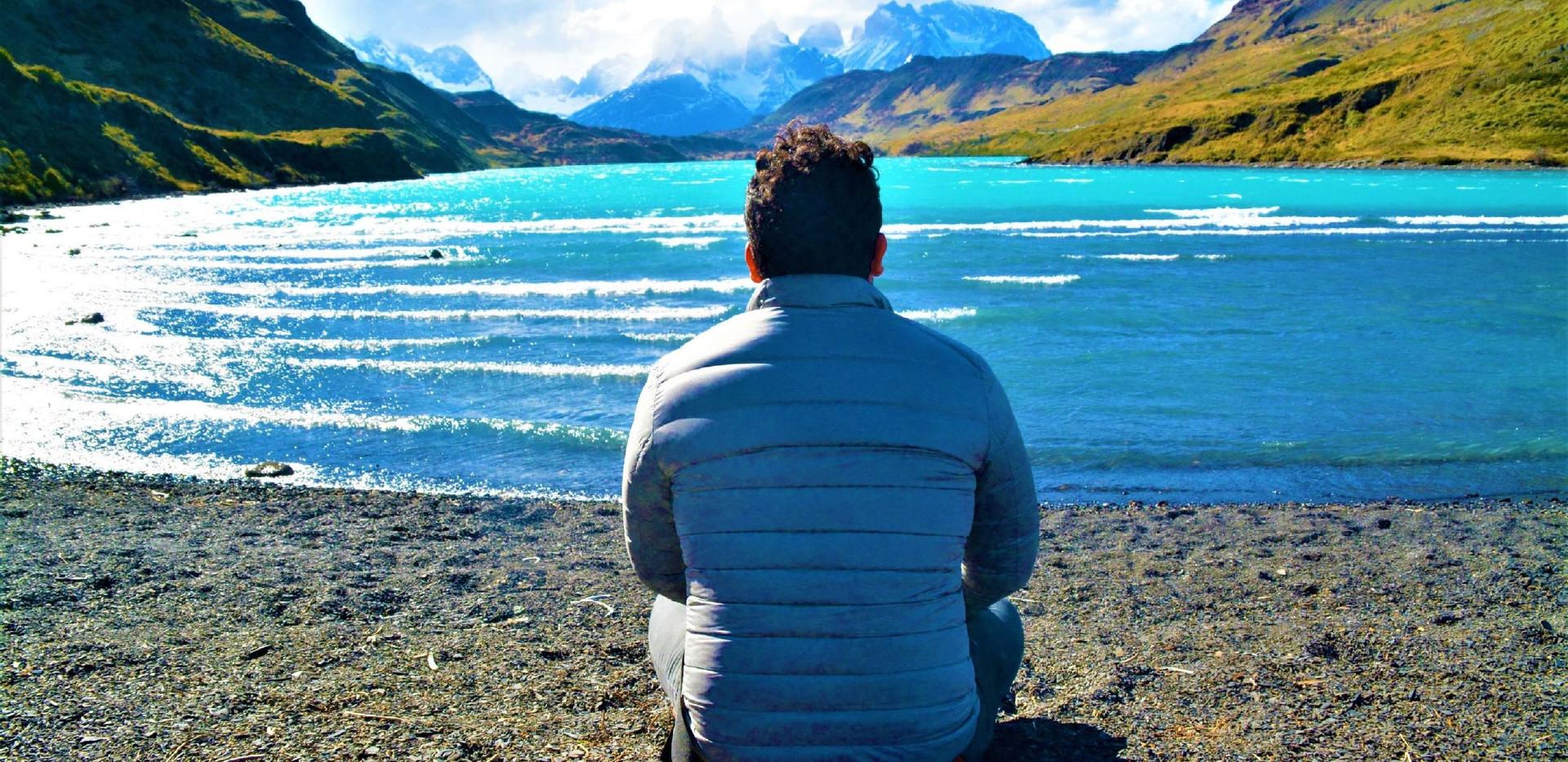 Parque Nacional Torres del Paine Puente Weber