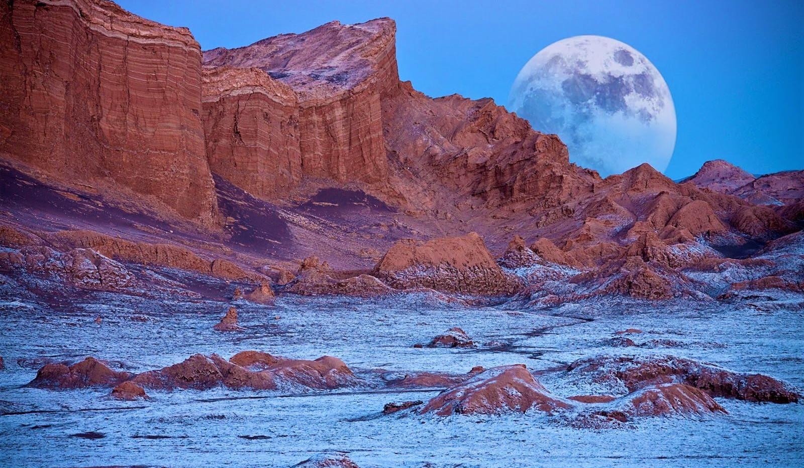 Valle de la Luna