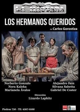LOS HERMANOS QUERIDOS (2014-2015)