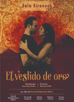 EL VESTIDO DE ORO (2019)