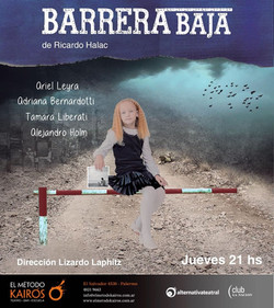 BARRERA BAJA (2018)