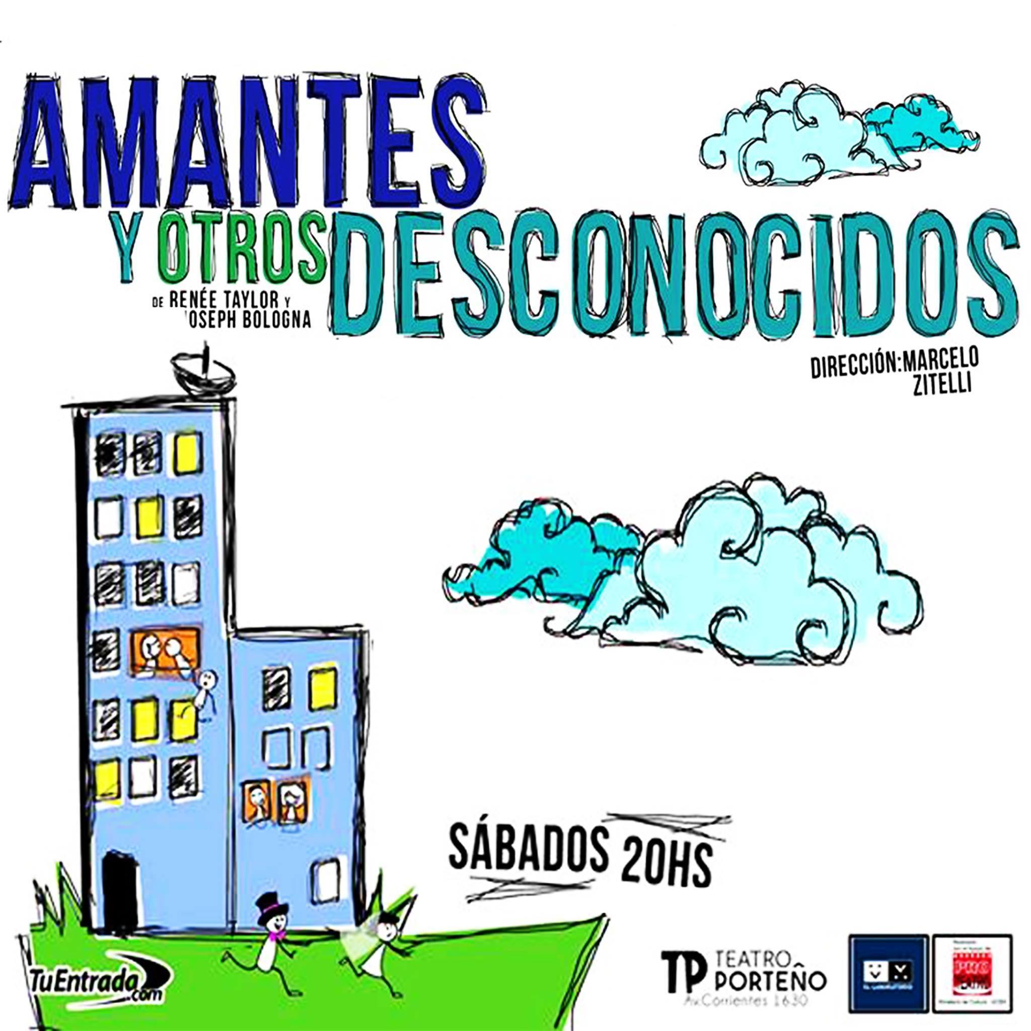 AMANTES Y OTROS DESCONOCIDOS (2016)