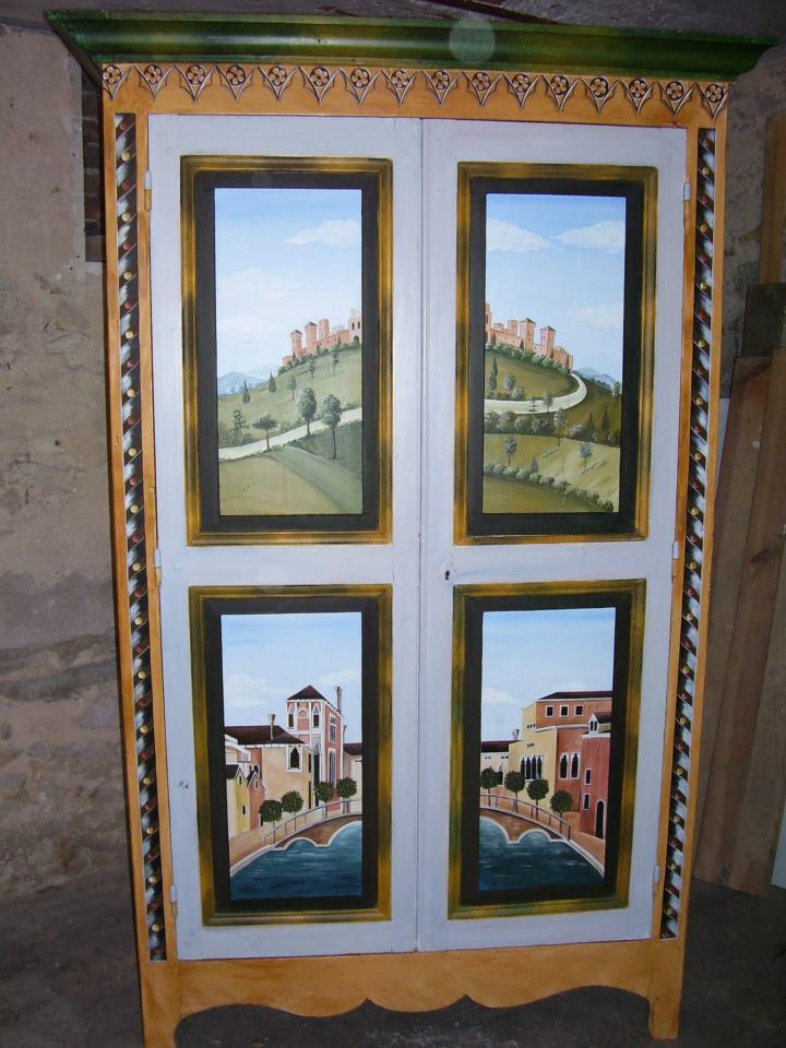 Armoire Venise