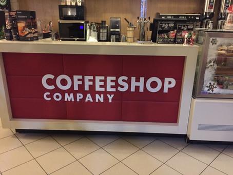 Скоро открытие в Москве венской кофейни в ТЦ Хорошо