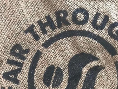 Мешки холщовые с логотипом