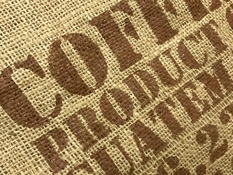 Джутовые мешки с нанесением логотипа