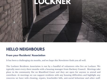 The Lockner Autumn Newsletter 2020