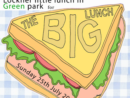 The Big Lockner Lunch 2021 - it's here!