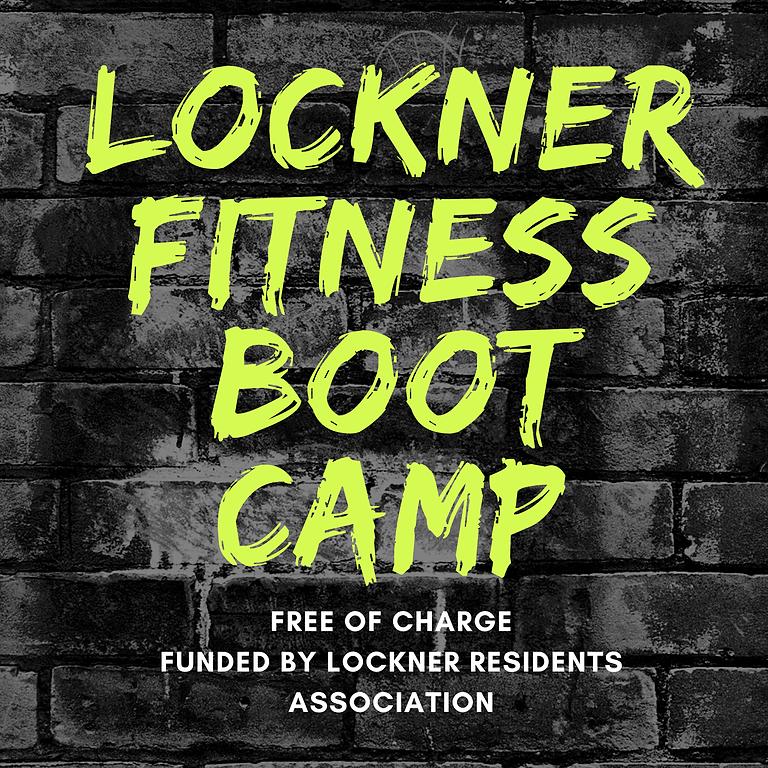 Lockner Fitness Bootcamp