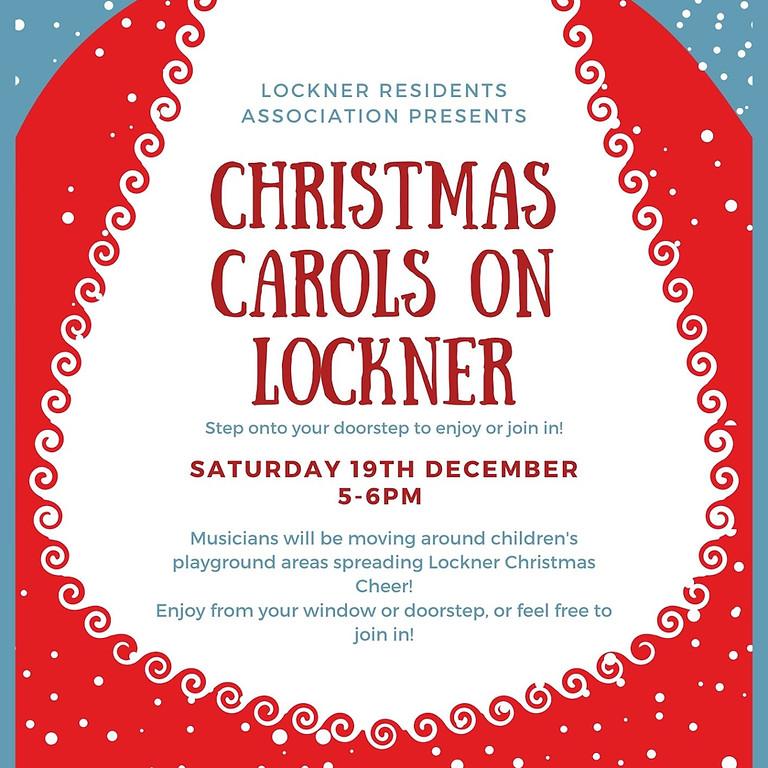 Christmas Carols on Lockner