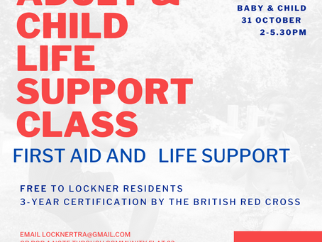 First Aid & Life Support Course