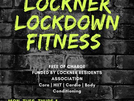 Lockner Lockdown II Fitness