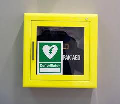 Community Defibrillator