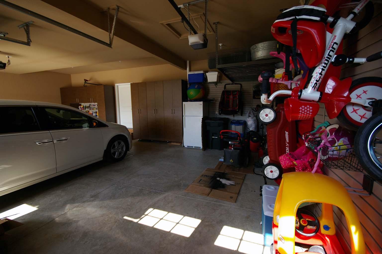 Garage Corner