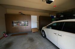 Bronze Garage Unit