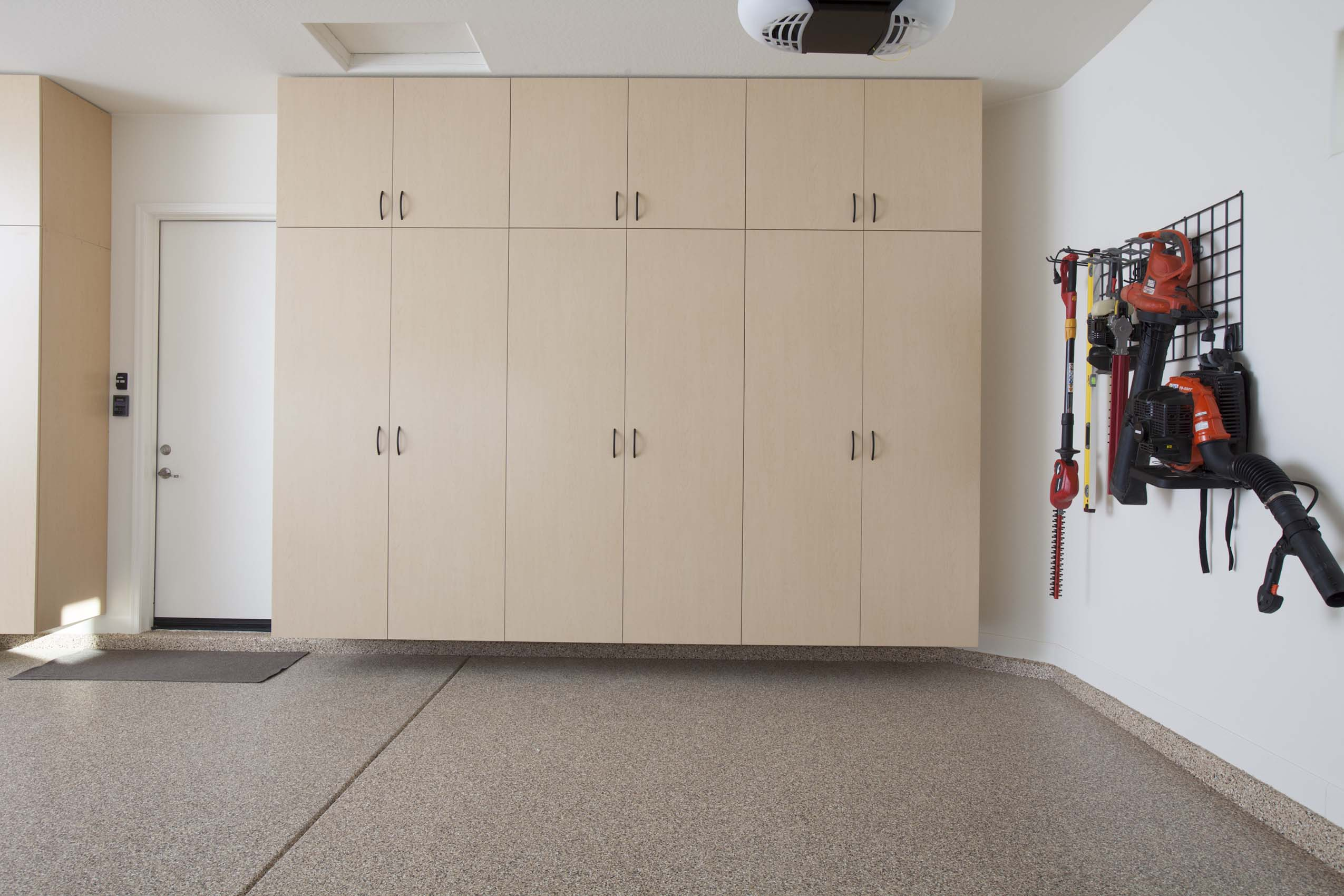 Maple Extra Tall Cabinets