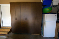 Wall Garage Cabinets
