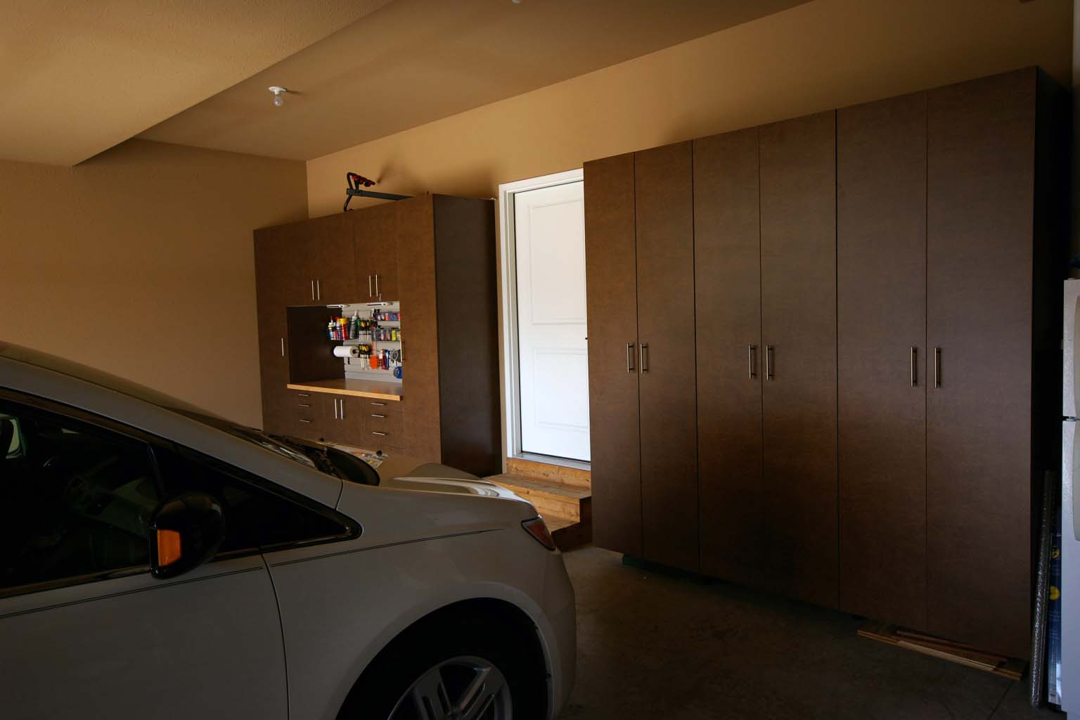 Wall Garage Cabinets