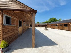 New stables 2020