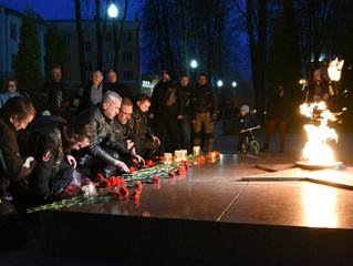 Мотомарш «Дороги Победы – на Берлин 2018» прибыл в Смоленск