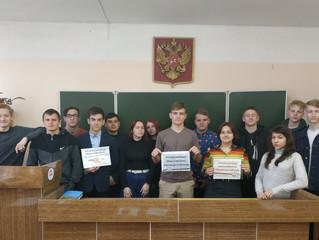 Смоленский строительный колледж принял участие в акции #ЭтоНашаПобеда