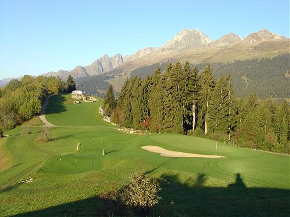 Golfplatz Brigels