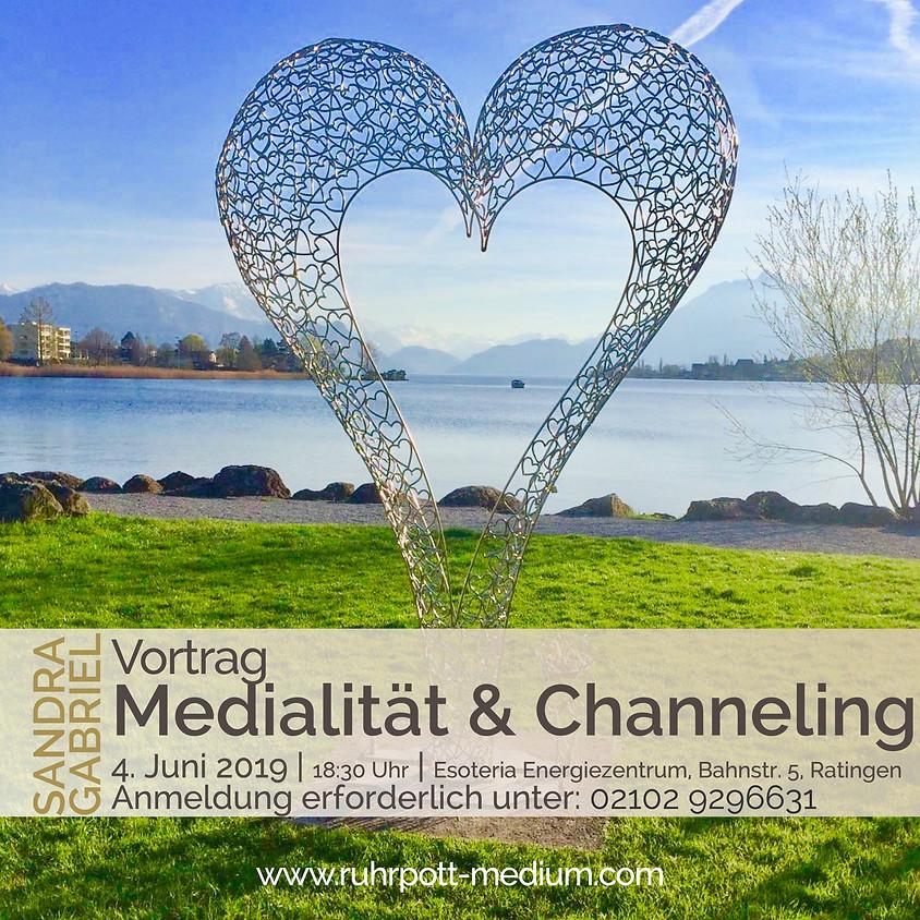 Vortrag: Medialität & Channeling