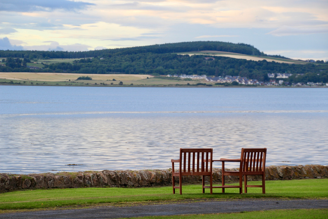 Aussicht Moray Firth